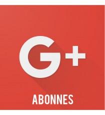 Acheter des abonnés Google