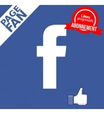 Abonnement Likes Page