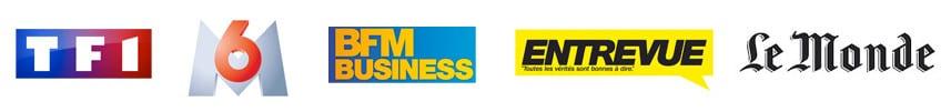 logos de la Presse